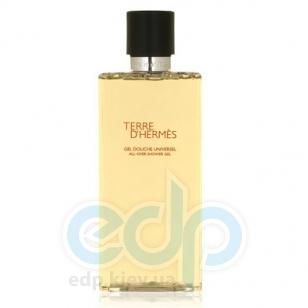 Terre dHermes -  гель для душа - 200 ml