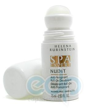 Helena Rubinstein -  Body Care Nudit Deodorant Alcohol-free Roll-On -  50ml