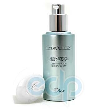 Christian Dior -  Face Care HydrAction Deep Hydration Radical Serum -  50 ml
