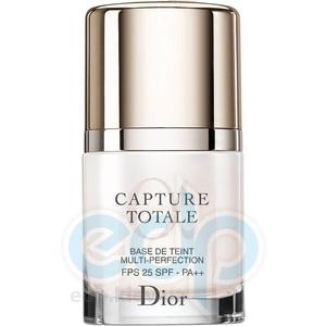 Christian Dior - Крем тональный-сыворотка для лица Capture Total SPF25 № 23 - 30 ml