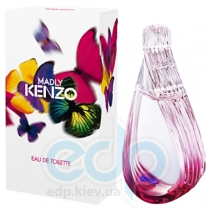 Kenzo Madly Eau De Toilette - туалетная вода - 80 ml TESTER