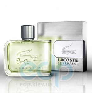 Lacoste Essential Collector Edition - туалетная вода - 125 ml