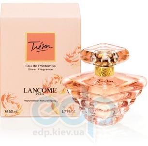 Lancome Tresor Eau De Printemps - туалетная вода - 50 ml TESTER