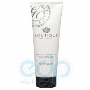 Grace Cole - Лосьон для тела Boutique Body Cream White Nectarine & Pear - 240 ml