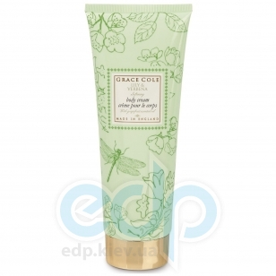 Grace Cole - Лосьон для тела Floral Collection Body Cream Lily & Verbena - 238 ml