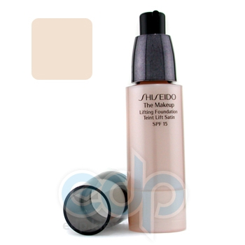 Тональный крем Shiseido -  Lifting Foundation №В20 Natural Light Beige
