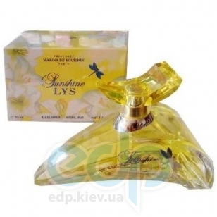 Marina de Bourbon Sunshine Lys - парфюмированная вода - пробник (виалка) 1.5 ml