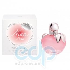 Nina Ricci Nina L'eau Eau Fresh - туалетная вода - 80 ml