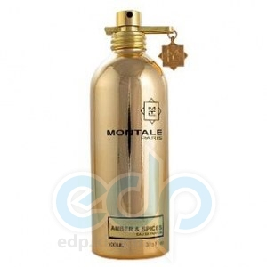 Montale Amber and Spices - парфюмированная вода - 100 ml TESTER