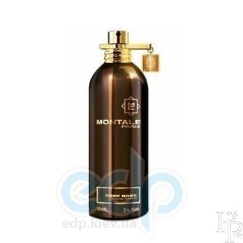 Montale Deep Rose - парфюмированная вода - 100 ml TESTER