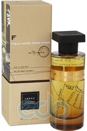 Ineke Field Notes From Paris - парфюмированная вода - 75 ml