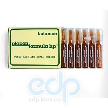 Placen Formula - HP Botanica Tonic hair and scalp lotion - Плацент Формула Ботаника от выпадения - 6 ампул