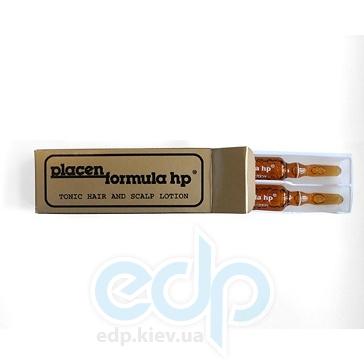 Placen Formula - HP Tonic hair and scalp lotion - Плацент Формула Классическая от выпадения - 2 ампулы