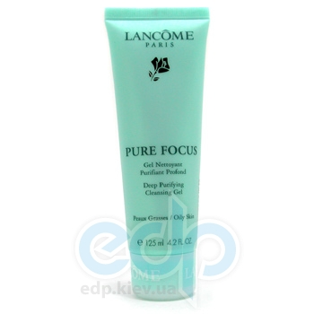 Lancome -  Face Care Pure Focus Cleasing Gel -  125 ml