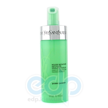 Yves Saint Laurent -  Face Care Rinse-Off Instant Foam -  150 ml