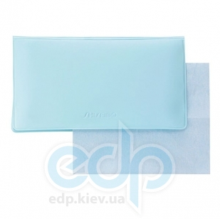 Shiseido -  Pureness Oil-Control Blotting Paper -  100 шт
