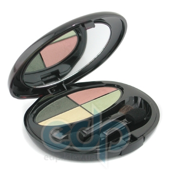 Тени для век Shiseido -  Silky Eye Shadow Quad №Q3 Flora And Fauna/Флора И Фауна