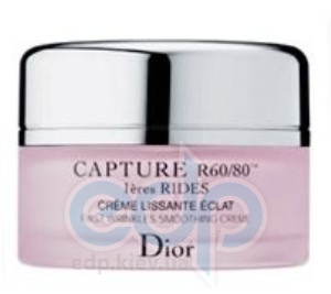 Christian Dior -  Face Care Capture R60/80 1eres Rides. First Wrinkles Smoothing Cream -  50 ml TESTER