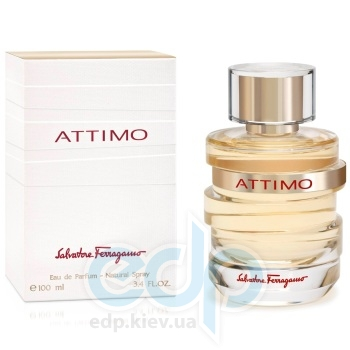 Attimo Salvatore Ferragamo - парфюмированная вода - 100 ml