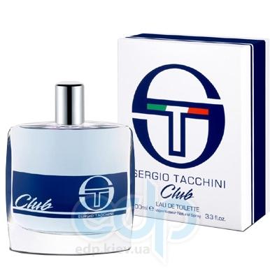 Sergio Tacchini Club - туалетная вода - 100 ml