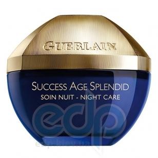 Guerlain -  Face Care Success Age Splendid Night Care -  50 ml