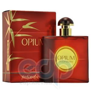 Yves Saint Laurent Opium - туалетная вода - 50 ml (слюда повреждена)
