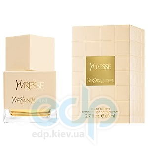 Yves Saint Laurent La Collection Yvresse - туалетная вода - 80 ml TESTER