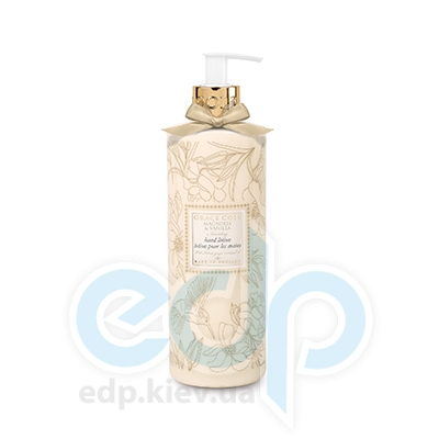 Grace Cole - Мыло для рук жидкое, с экстрактом имбирного масла Floral Collection Hand Wash Magnolia & Vanillar - 500 ml