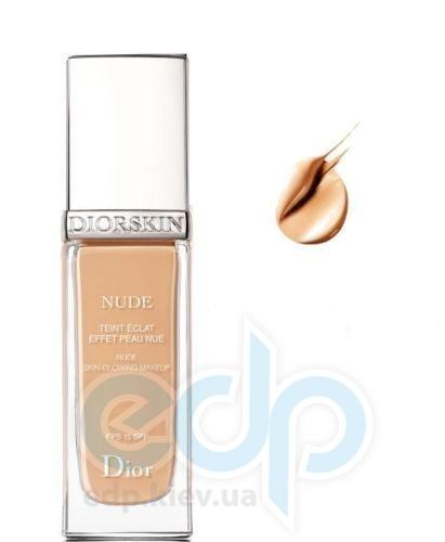 Тональный крем Christian Dior - Diorskin Nude Teint Eclat Effet Peau Nue SPF15 №020 - 30 ml