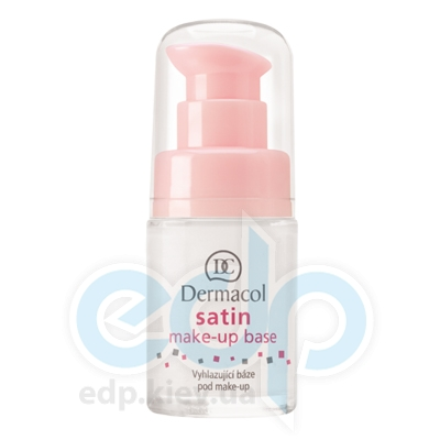 Dermacol Satin Base матирующая база под макияж с выравнивающим эффектом - 15 ml (15639)