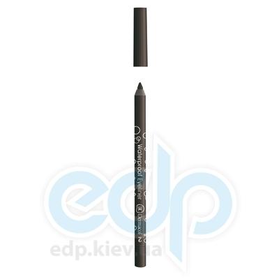 Dermacol Карандаш для глаз водоустойчивый Waterproof eyeliner № 02 (коричневый) - 1.4 gr (5028)