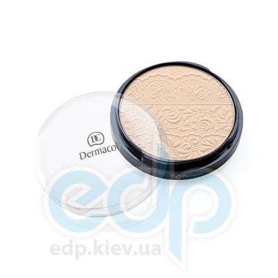Dermacol Пудра Компактная Compact powder № 03 - 8.5 gr (2495)
