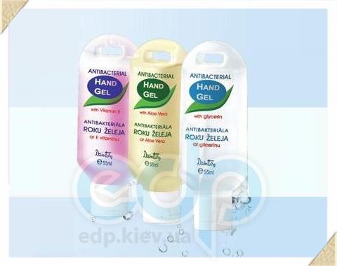 Dzintars (Дзинтарс) - Антибактериальный гель для рук с Aloe Vera - 55 ml (26196dz)