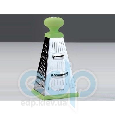 Berghoff Cook&Co (посуда) COOK and Co (от Berghoff) -  Терка Pyramid 4-х сторонняя (мал) (арт. 2800980)