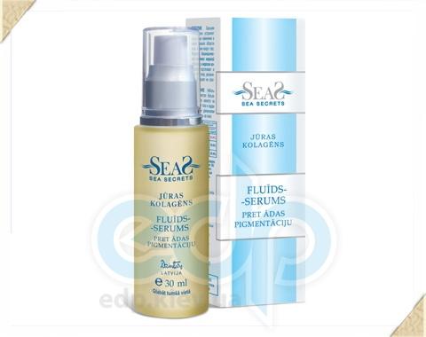 Dzintars (Дзинтарс) - Флюид-сыворотка против пигментации кожи (морской коллаген) - 30 ml (28090dz)