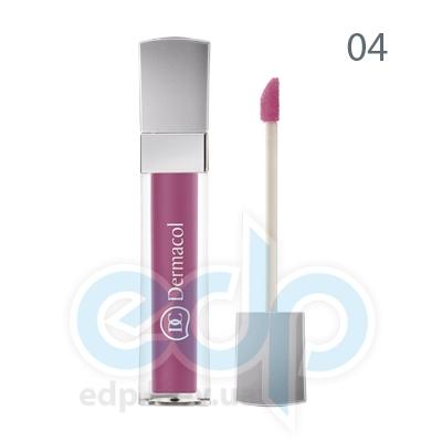 Dermacol Блеск для губ бриллиантовый Lip Gloss № 04 - 6 ml (6724)