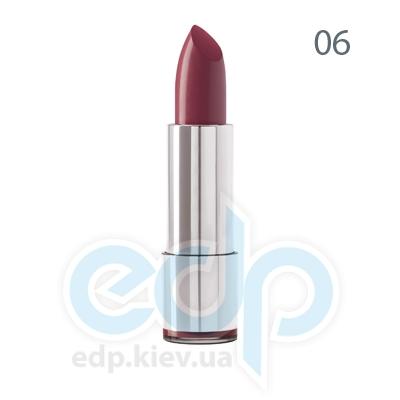 Dermacol Губная помада стойкая Кремовая Long-lasting Lipstick № 06 - 4.38 gr (1759)