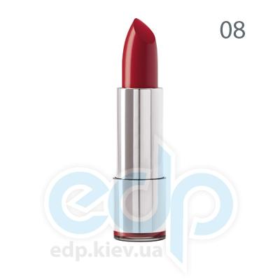 Dermacol Губная помада стойкая Кремовая Long-lasting Lipstick № 08 - 4.38 gr (1760)