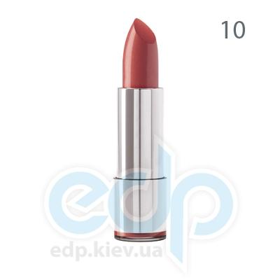 Dermacol Губная помада стойкая Кремовая Long-lasting Lipstick № 10 - 4.38 gr  (1761)