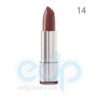 Dermacol Губная помада стойкая Кремовая Long-lasting Lipstick № 14 - 4.3 gr (6703)