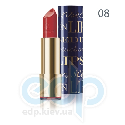 Dermacol Губная помада Увлажняющая Lip Seduction Lipstick № 08 - 4.83 gr (6711)
