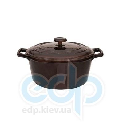 Berghoff -  Кастрюля с крышкой чугунная Neo Cast Iron -  диаметр 20 см вместимостью 1.9 л (арт. 3502555)