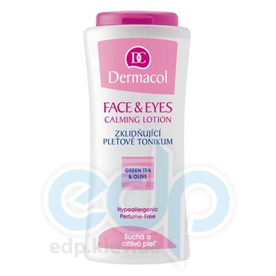 Dermacol лосьон-Тоник для сухой и чувствительной кожи Face&Eyes Calming Lotion - 200 ml (16278)