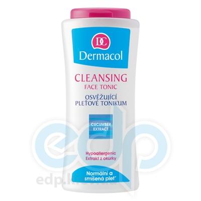 Dermacol Лосьон-тоник очищающий для нормальной и комбінованой кожи Face Tonic - 200 ml (16283)