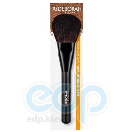 Deborah - Большая кисть для лица Maxi Face Brush