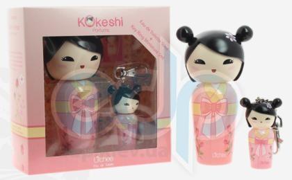 Kokeshi Parfums Litchee - Набор (туалетная вода 50 ml + mini 5 ml)
