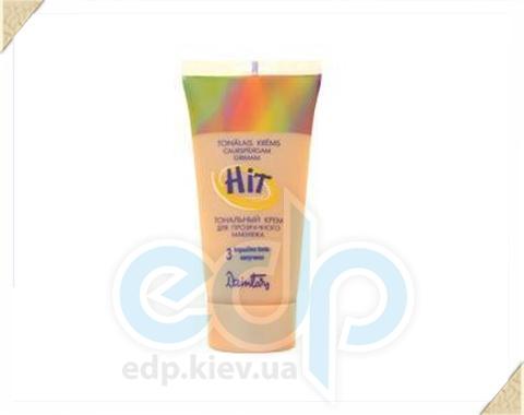 Dzintars (Дзинтарс) - Тональный крем для прозрачного макияжа HIT, капучино тон N3 HIT - 30 ml (57180dz)