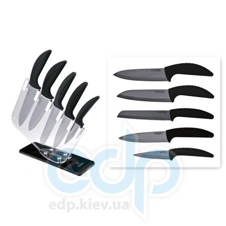 Vinzer (посуда) Vinzer -  Набор керамических ножей Illusion - 6 предметов  (арт. 89130)