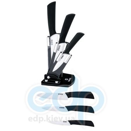 Vinzer (посуда) Vinzer -  Набор керамических ножей Wigs - 3 предмета (арт. 89134)