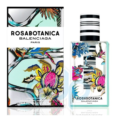 Cristobal Balenciaga Rosabotanica - парфюмированная вода - 50 ml